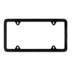BMW Carbon Fiber Slim Line License Plate Frame