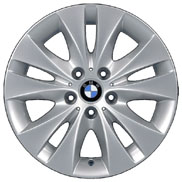 BMW Double Spoke 116 Individual Rims