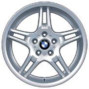 BMW Double Spoke 125 Individual Rims