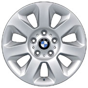 BMW Star Spoke 115 Individual Rims