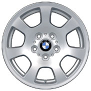 BMW Trapezoidal Spoke 134 Individual Rims