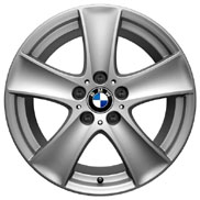 BMW Style 209 Wheel and Tire Set