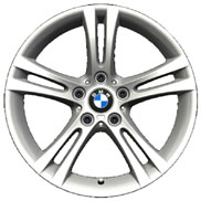 BMW M Double Spoke 184 Individual Rims
