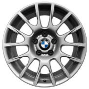 BMW Radial Spoke Style 216 Individual Rims