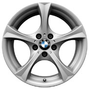 BMW Cold Weather Star Spoke 276 Wheel and Tire Assembly