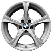 BMW Star Spoke 276 Wheel and Tire Set