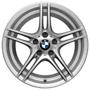 BMW Performance Wheel Style 313 Wheel and Tire Set