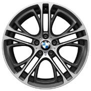 BMW M Double Spoke 310 Wheel and Tire Set