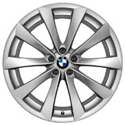 BMW Double Spoke 239 Wheel and Tire Set