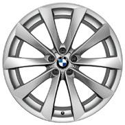 BMW Double Spoke 239 Wheel and Tire Set