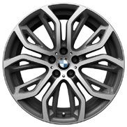 BMW Performance Wheel Style 375 Wheel and Tire Set