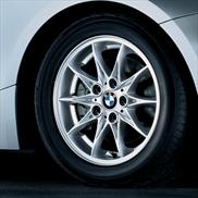 BMW Cold Weather V-Spoke 104 Wheel and Tire Assembly