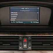 BMW SIRIUS Satellite Radio (Vehicles produced from 09/08 to 03/09)