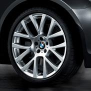 BMW Cold Weather V-Spoke 238 Wheel and Tire Assembly