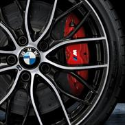 BMW M Performance Brake System, Red