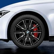 "BMW M Performance Liquid Black 20"" Style 624M"