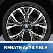 "BMW M Performance 21"" Light-Alloy Wheels Y-Spoke 627"