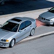 BMW Rear Park Distance Control