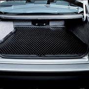 BMW Shaped Luggage Compartment Mat