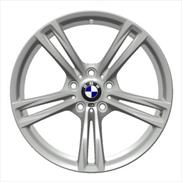 BMW Style 408M Cold Weather Wheel and Tire Assembly