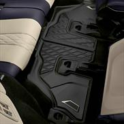 BMW All-Weather Rubber Third Row Floor Mats