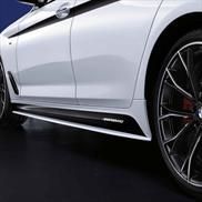 BMW M Performance Side Skirt Adhesive Films