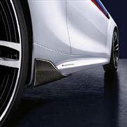 BMW M Performance Side Skirt Winglets