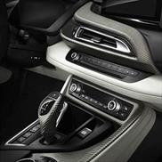 BMW i Carbon Fiber Interior Trim