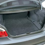 BMW Carpeted Luggage Compartment Mat