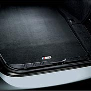 BMW M5 Embroidered Luggage Compartment Mat