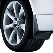BMW Mud Flaps for Vehicles with M Aero Kit
