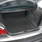 BMW Carpeted Trunk Mat