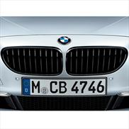 BMW Performance Black Kidney Grille for 6 Series
