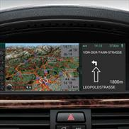 BMW 2017 CIC Navigation System Update