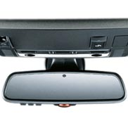 BMW Rearview Mirror with Universal Transceiver