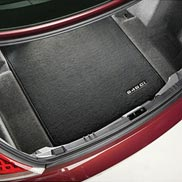 BMW 645 Ci Embroidered Luggage Compartment Mat