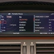 BMW SIRIUS Satellite Radio (Vehicles produced up to 02/09)