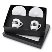 BMW Classic Espresso Cup Set