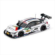 BMW miniature M4 DTM 2016 1:18 - DTM Team BMW M Performance