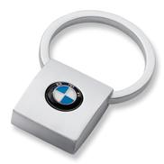 BMW Key Ring Pendant, Square