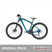 "BMW Cruise M-Bike Long Beach Blue/Black ""Limited Edition"""