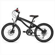 BMW Junior Cruise Bike Frozen Black/Red