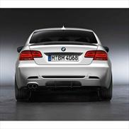 Rear Diffuser for M Rear Bumper