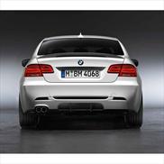 Rear Carbon Diffuser for M Rear Bumper