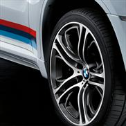 BMW M Performance 310 Wheels and Tires - Complete Set