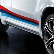 ShopBMWUSAcom PERFORMANCE PRODUCTS PERFORMANCE STYLE - Bmw rocker panel decals