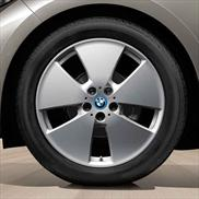 "BMW 19"" Style 427 Winter Complete Wheel and Tire Set"