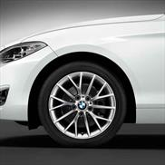 BMW Cold Weather Wheel & Tire Set