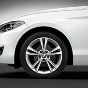 "BMW 18"" Style 385 Winter Complete Wheel and Tire Set"