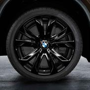 BMW Style 491 Cold Weather Wheel and Tire Assembly